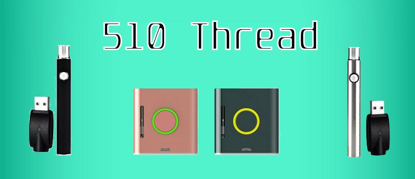 510 Thread Battery