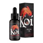 Koi Strawberry Milkshake CBD E-Liquid