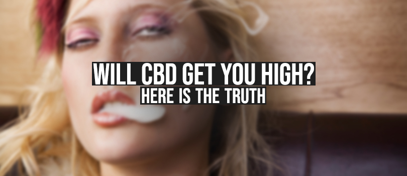 will cbd get you high