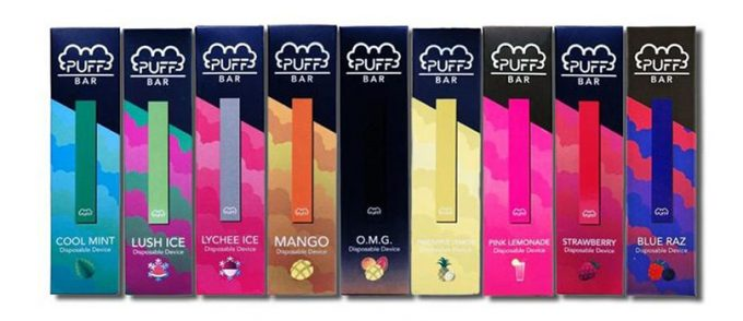 Puff Bar Flavors