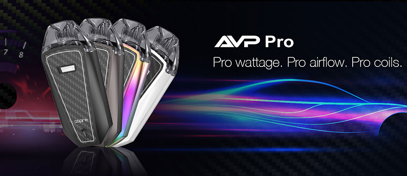Aspire AVP Pro