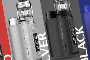 Vaporesso Swag 2 Starter Kit Review