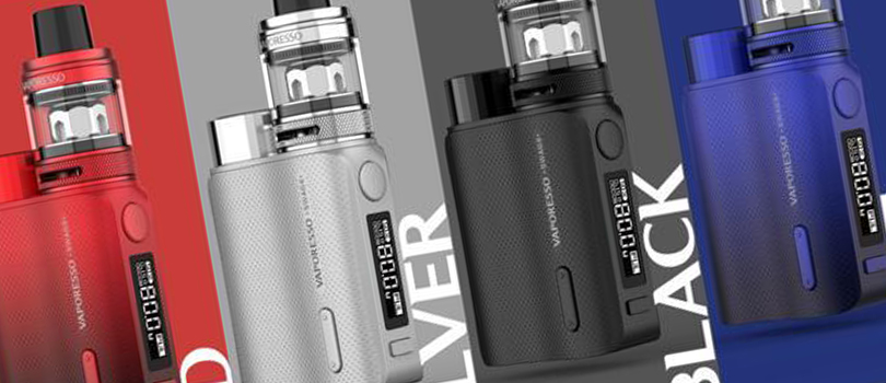 Vaporesso Swag 2 Starter Kit Review
