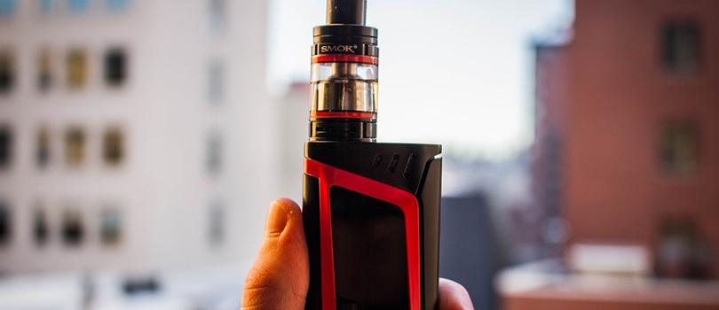 e-cigarette alien mod