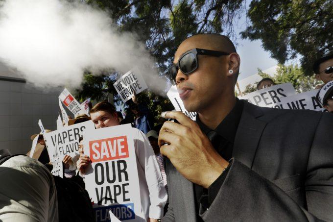 California Vape Ban