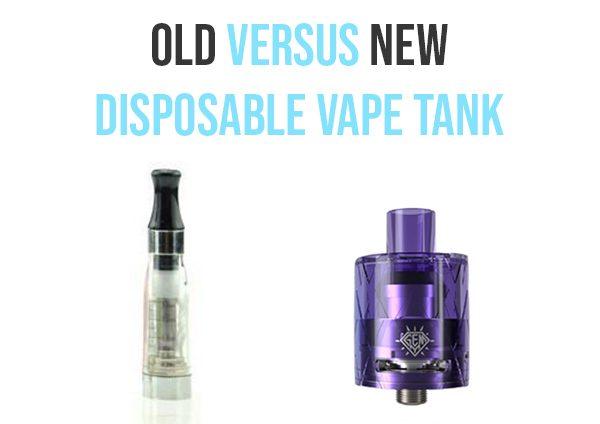 disposable vape tank comparison