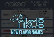 naked 100 salt flavor name change