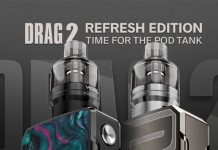 VOOPOO Drag 2 Refresh Edition Preview