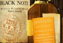 Black Note Prelude Vape Juice