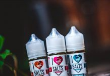 I Love Salts Vape Juice