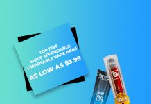 Most Affordable Disposable Vape Bars