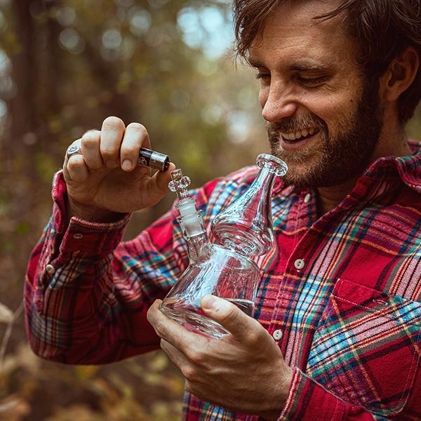 bong smoking