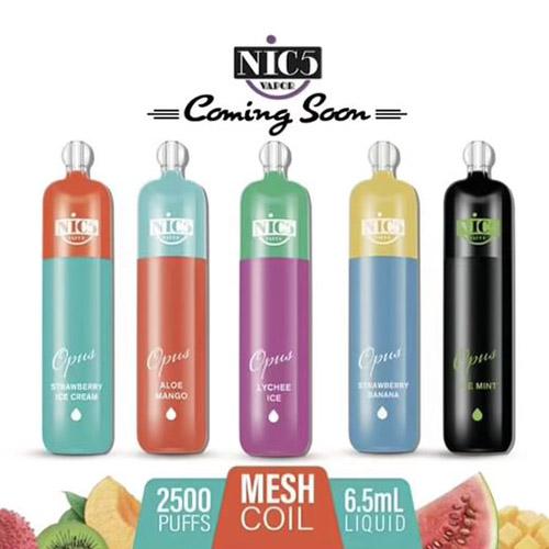 Flum Nic5 Gio Disposable