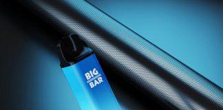 big bar cube disposable vape