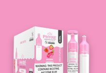 phyre disposable vape