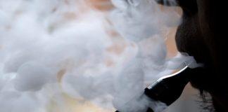 vaping ecigarette