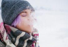 winter vaping